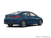 2017 Hyundai Elantra LIMITED | Photo 2 | Moonlight Blue