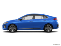 2017 Hyundai IONIQ LIMITED/TECH | Photo 1 | Marina Blue
