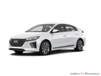 2017 Hyundai IONIQ LIMITED/TECH | Photo 3 | Polar White
