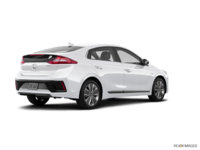2017 Hyundai IONIQ LIMITED | Photo 2 | Polar White