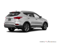 2017 Hyundai Santa Fe Sport 2.0T ULTIMATE | Photo 2 | Sparkling Silver