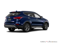 2017 Hyundai Santa Fe Sport 2.0T ULTIMATE | Photo 2 | Nightfall Blue