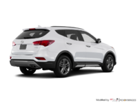 2017 Hyundai Santa Fe Sport 2.0T ULTIMATE | Photo 2 | Frost White Pearl
