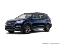 2017 Hyundai Santa Fe Sport 2.0T ULTIMATE | Photo 3 | Nightfall Blue