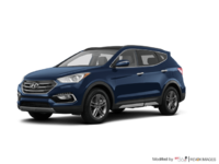 2017 Hyundai Santa Fe Sport 2.0T ULTIMATE | Photo 3 | Marlin Blue