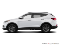 2017 Hyundai Santa Fe Sport 2.4 L LUXURY | Photo 1 | Frost White Pearl