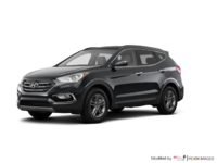 2017 Hyundai Santa Fe Sport 2.4 L LUXURY | Photo 3 | Titanium Silver