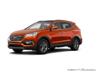 2017 Hyundai Santa Fe Sport 2.4 L LUXURY | Photo 3 | Canyon Copper
