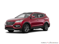 2017 Hyundai Santa Fe Sport 2.4 L LUXURY | Photo 3 | Serrano Red
