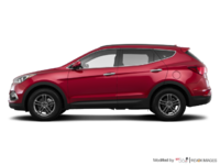 2017 Hyundai Santa Fe Sport 2.4 L | Photo 1 | Serrano Red