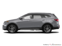 2017 Hyundai Santa Fe XL LIMITED | Photo 1 | Iron Frost