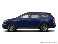 2017 Hyundai Santa Fe XL LIMITED | Photo 1 | Storm Blue