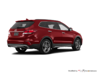 2017 Hyundai Santa Fe XL LIMITED | Photo 2 | Regal Red Pearl