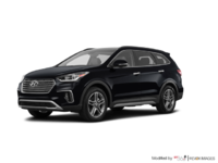 2017 Hyundai Santa Fe XL LIMITED | Photo 3 | Becketts Black