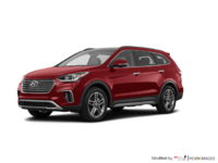 2017 Hyundai Santa Fe XL LIMITED | Photo 3 | Regal Red Pearl