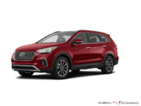 2017 Hyundai Santa Fe XL LUXURY | Photo 3 | Regal Red Pearl