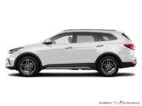 2017 Hyundai Santa Fe XL ULTIMATE | Photo 1 | Monaco White