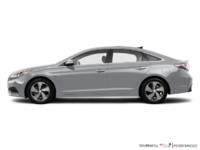 2017 Hyundai Sonata Hybrid ULTIMATE | Photo 1 | Silver