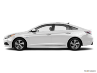 2017 Hyundai Sonata Hybrid ULTIMATE | Photo 1 | White