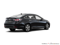 2017 Hyundai Sonata Hybrid ULTIMATE | Photo 2 | Black