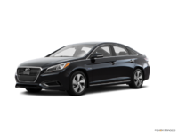 2017 Hyundai Sonata Hybrid ULTIMATE | Photo 3 | Black