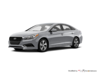 2017 Hyundai Sonata Hybrid ULTIMATE | Photo 3 | Grey