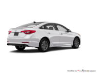 2017 Hyundai Sonata SPORT TECH | Photo 2 | Ice White