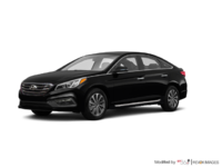 2017 Hyundai Sonata SPORT TECH | Photo 3 | Black Pearl