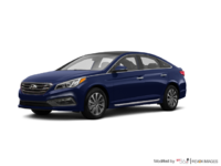 2017 Hyundai Sonata SPORT TECH | Photo 3 | Coast Blue