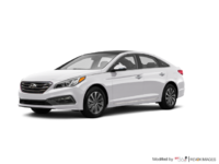 2017 Hyundai Sonata SPORT TECH | Photo 3 | Ice White