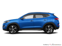 2017 Hyundai Tucson 1.6T LIMITED AWD | Photo 1 | Caribbean Blue