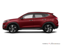 2017 Hyundai Tucson 1.6T LIMITED AWD | Photo 1 | Ruby Wine