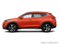 2017 Hyundai Tucson 1.6T LIMITED AWD | Photo 1 | Sedona Sunset