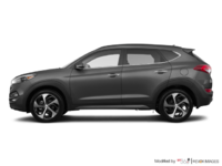 2017 Hyundai Tucson 1.6T LIMITED AWD | Photo 1 | Coliseum Grey