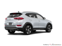 2017 Hyundai Tucson 1.6T LIMITED AWD | Photo 2 | Chromium Silver