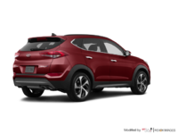 2017 Hyundai Tucson 1.6T SE AWD | Photo 2 | Ruby Wine