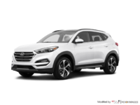 2017 Hyundai Tucson 1.6T SE AWD | Photo 3 | Winter White
