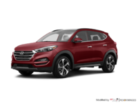 2017 Hyundai Tucson 1.6T SE AWD | Photo 3 | Ruby Wine