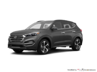 2017 Hyundai Tucson 1.6T ULTIMATE AWD | Photo 3 | Coliseum Grey
