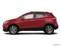 2018 Buick Encore PREFERRED | Photo 1 | Winterberry Red Metallic
