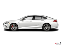 2018 Buick Regal Sportback GS | Photo 1 | White Frost