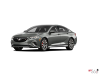 2018 Buick Regal Sportback GS | Photo 3 | Smoked Pearl