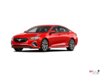 2018 Buick Regal Sportback GS | Photo 3 | Sport Red