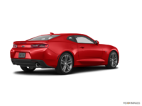 2018 Chevrolet Camaro coupe 2LT | Photo 2 | Red Hot