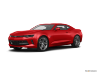 2018 Chevrolet Camaro coupe 2LT | Photo 3 | Red Hot