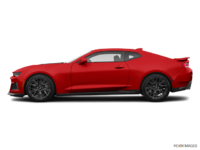 2018 Chevrolet Camaro coupe ZL1 | Photo 1 | Garnet Red Tintcoat