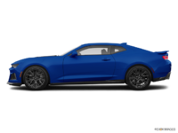 2018 Chevrolet Camaro coupe ZL1 | Photo 1 | Hyper Blue Metallic