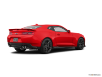 2018 Chevrolet Camaro coupe ZL1 | Photo 2 | Red Hot