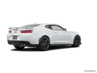 2018 Chevrolet Camaro coupe ZL1 | Photo 2 | Summit White