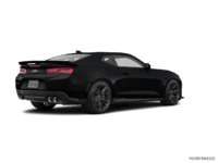 2018 Chevrolet Camaro coupe ZL1 | Photo 2 | Black